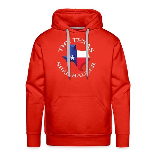 The Texas Shed hauler - Men's Premium Hoodie