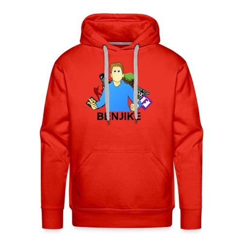 Gamer Benjike termékek - Men's Premium Hoodie