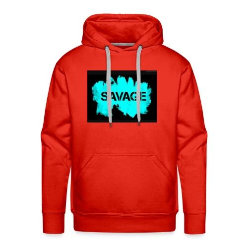 Savage merchandise - Men's Premium Hoodie