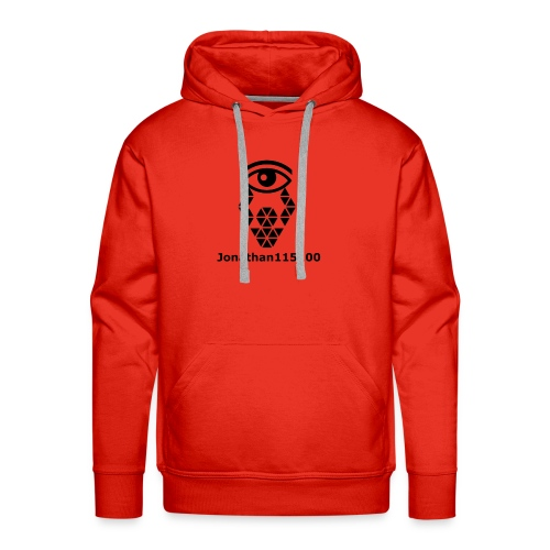Channel Name And Logo - Men's Premium Hoodie