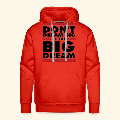 Motivational design - Men's Premium Hoodie