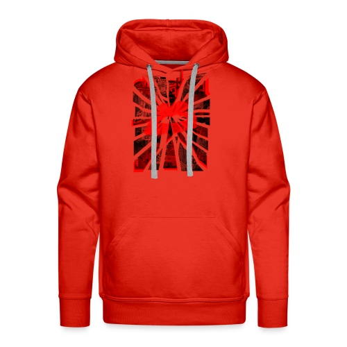 All Roads Lead To A Kiss - Men's Premium Hoodie