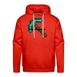Offical MinerJaden - Men's Premium Hoodie