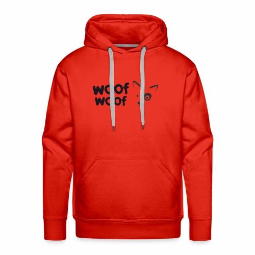 Woof Woof - Men's Premium Hoodie