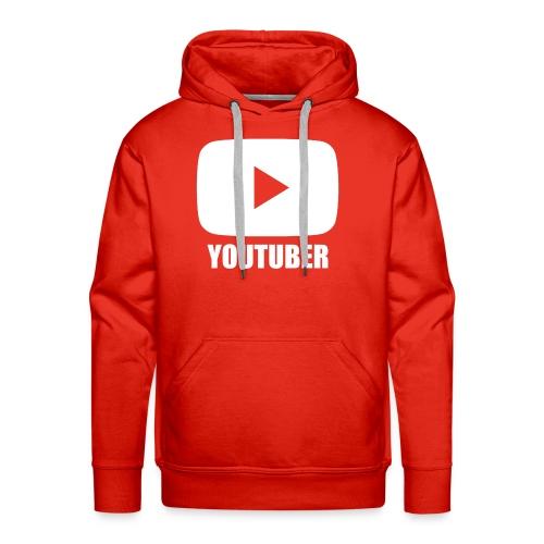 Youtuber Shirt - Men's Premium Hoodie