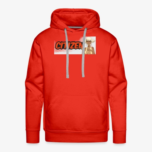 Citizen Girl - Men's Premium Hoodie