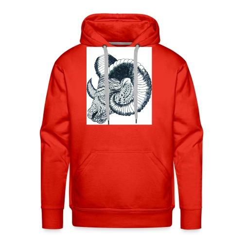 ARIES - Men's Premium Hoodie