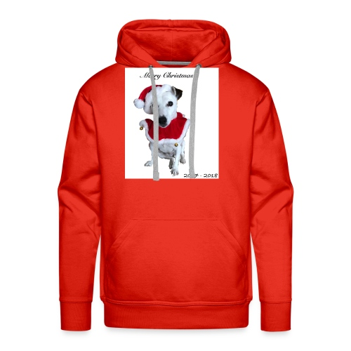 Merry Christmas 2017-2018 [LIMITED EDITION] - Men's Premium Hoodie