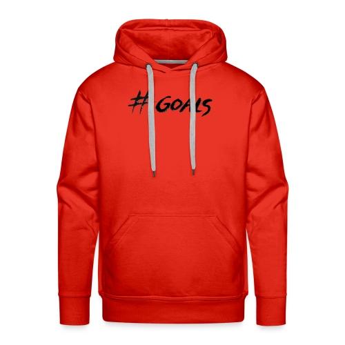 #GOALS - Men's Premium Hoodie