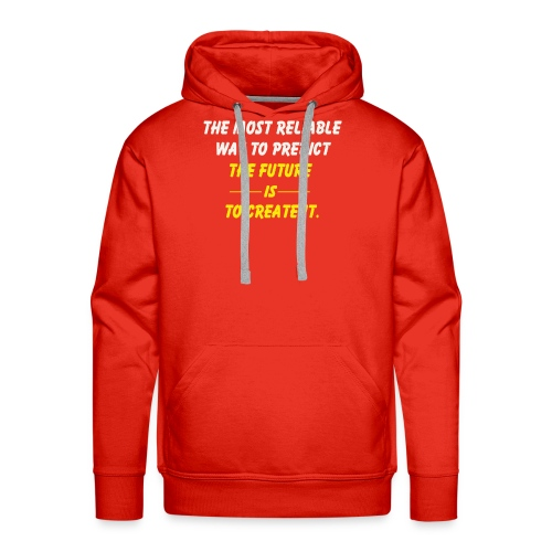 create the future - Men's Premium Hoodie