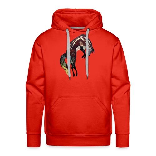 Ghost Fox - Men's Premium Hoodie