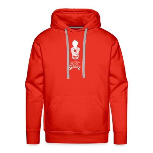 food_war - Men's Premium Hoodie
