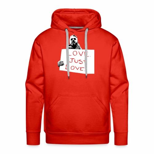Just Love - Men's Premium Hoodie