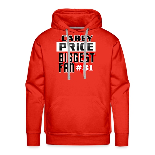 Carey Price 1fan - Men's Premium Hoodie