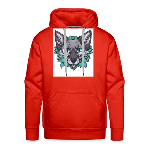 Wolf tag - Men's Premium Hoodie