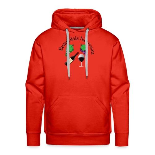 Beaujolais Nouveau Day Emar Design - Men's Premium Hoodie