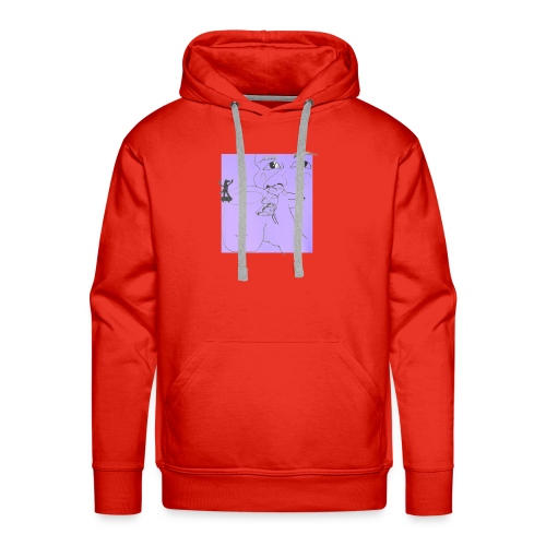 Peaceful cup #1 - Men's Premium Hoodie