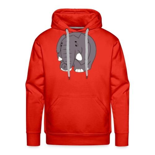Sammy the Elephant - Men's Premium Hoodie