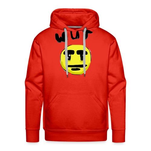 Wut Face - Men's Premium Hoodie