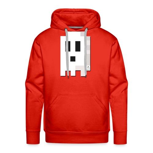 BC Ghost Boo T Shirt - Men's Premium Hoodie