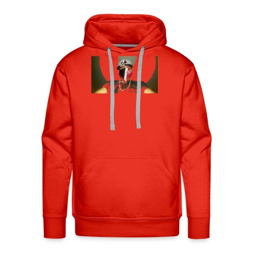TRINIDADMAN by 8LACK MA6IC - Men's Premium Hoodie