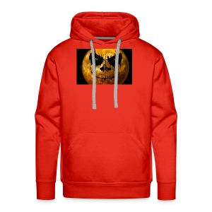 moon for halloween - Men's Premium Hoodie