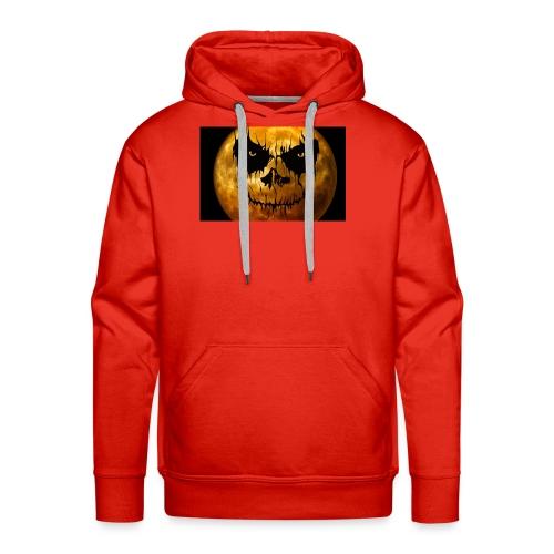 moon for halloween - Men's Premium Hoodie