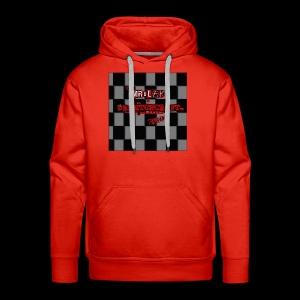 Mr blak & Dr Bitchcraft shirt - Men's Premium Hoodie