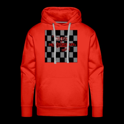 Mr blak & Dr Bitchcraft shirt - Men's Premium Hoodie