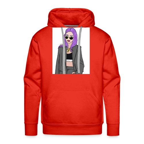 Alison Wonderland by Sinn Designs - Men's Premium Hoodie