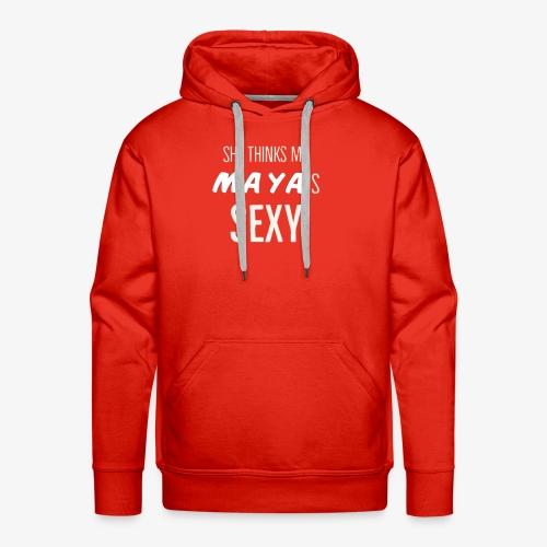 Sexy maya - Men's Premium Hoodie