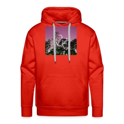 Pink Forest Gart - Men's Premium Hoodie
