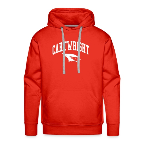 Cartwright College Logo - Men's Premium Hoodie
