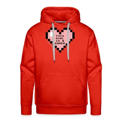 summergamertv t shirt pink black 01 - Men's Premium Hoodie