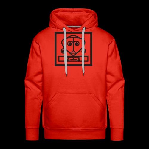 IFE HTP (Logo BLK) - Men's Premium Hoodie