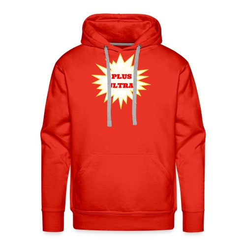 PLUS ULTRA! - Men's Premium Hoodie