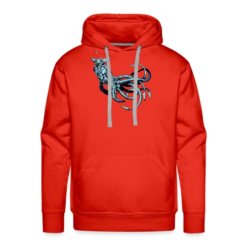 Sea Emperor Transparent - Men's Premium Hoodie