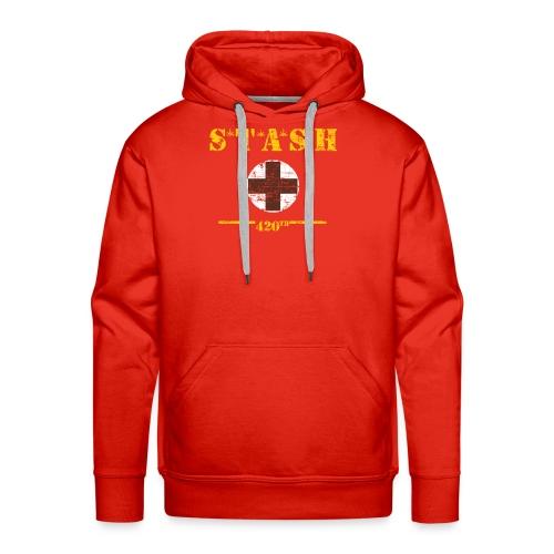 STASH-Final - Men's Premium Hoodie