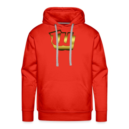 Official W1 Merch Store - Men's Premium Hoodie