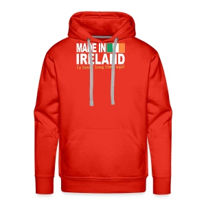 Made in Ireland a long long time ago - Men's Premium Hoodie