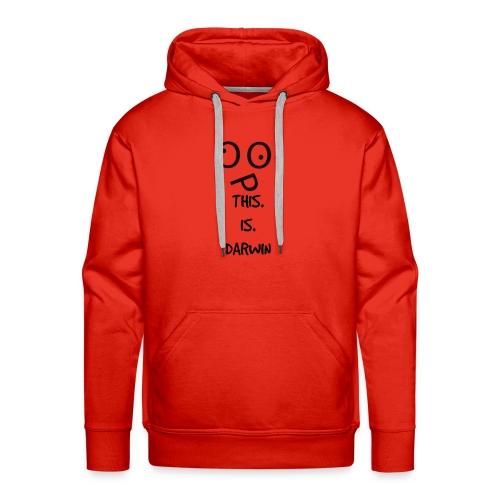 This Is Darwin - Men's Premium Hoodie
