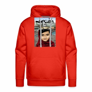 Speak - Malala Yousafzai - Men's Premium Hoodie