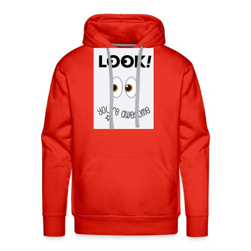 You're awesome - Men's Premium Hoodie