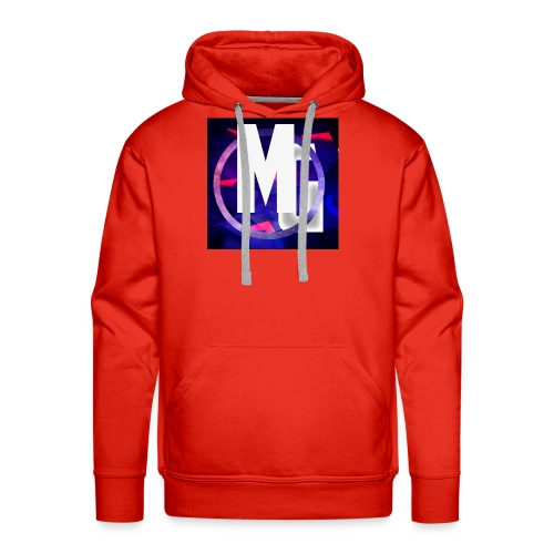 MoneyGamer Logo - Men's Premium Hoodie