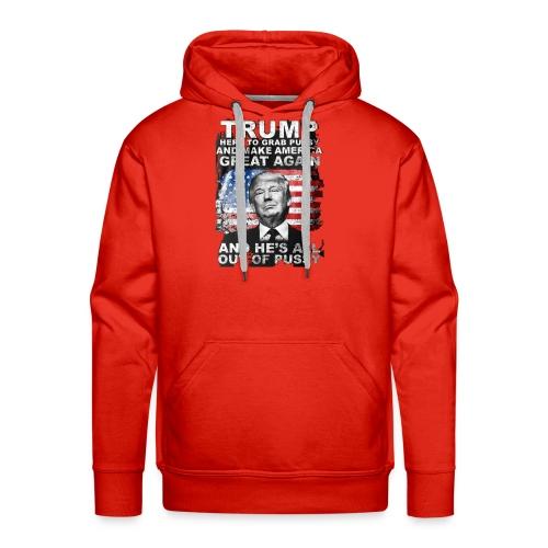 Trump Won! - Men's Premium Hoodie