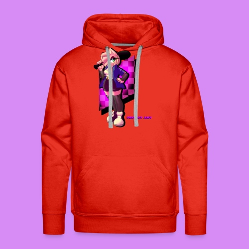Project Amy : Chilled - Men's Premium Hoodie