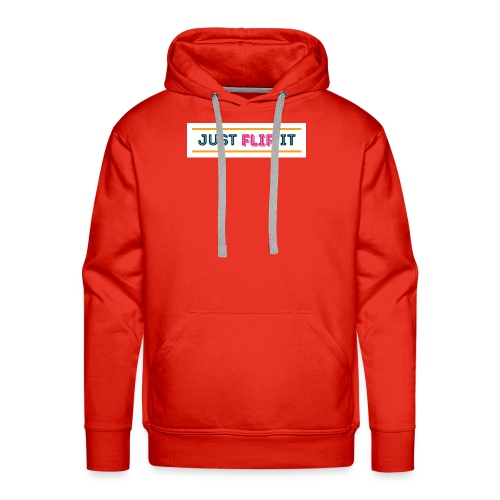 just flip it apparel - Men's Premium Hoodie