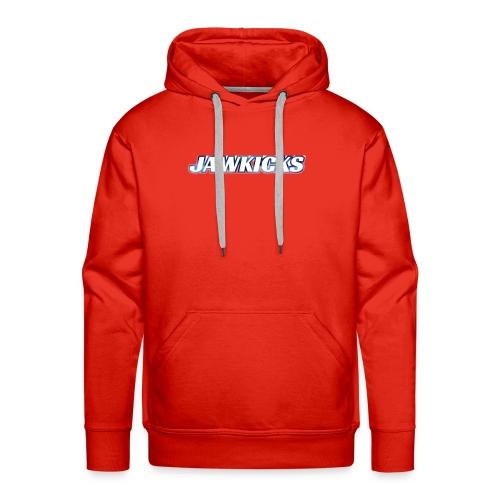 JAWKICKS LOGO APPAREL - Men's Premium Hoodie
