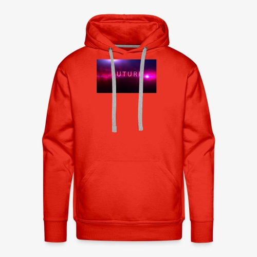 The future begins - Men's Premium Hoodie
