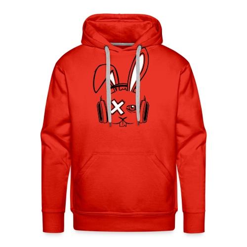 Gray Hare - Men's Premium Hoodie